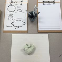 Myers' Kindergarten: How Does Clay Help Kindergartners Learn The Skills They Need? Kindergarten Inquiry, Inquiry Based Learning, Learning Centers, Preschool, Science Activities, Science Ideas, Visible Thinking, Reggio Classroom, Clay Center