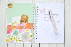 "Agenda de Boda ""Cheerful Day"""