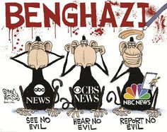 Horatian Satire. Experience is personally seeing the media's depiction of events surrounding the election. Value inherent is bluntness. Reaction was to simply laugh. Goals are to mock the news channels and outlets and how they are many times biased and for only one side instead of truth. It is effective because it uses the basic and funny concept of hear no evil see no evil speak no evil to ridicule the news.