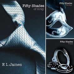 Review of Fifty Shades of Grey Trilogy...    When the college coed, Ana Steele, meets high-powered CEO billionaire, Christian Christian, weeks before graduation for an interview she is doing for the college paper, the love affair begins. Along with the entry into their not so normal relationship.    From the first kiss, I was hooked...