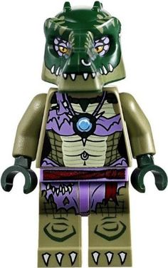 LEGO Legends of Chima Crooler Mini Figure From Cragger's Command Ship set #70006 LEGO http://www.amazon.com/dp/B00AYC3UY2/ref=cm_sw_r_pi_dp_9pl6tb19PE27B