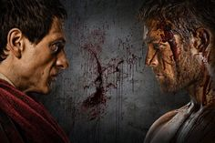 """Spartacus: War of the Damned"" pits the Roman legions of Crassus (Simon Merrells) against the rebels led by Spartacus (Liam McIntyre)."