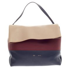 Celine Orlov Tote, an ultra-spacious carryall, roomy enough to ...