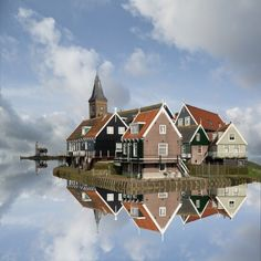 Marken (The Netherlands) by Jan Siebring