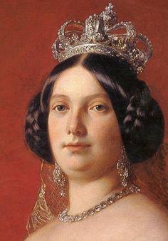 Isabel III  de España. Palacio Real. Madrid