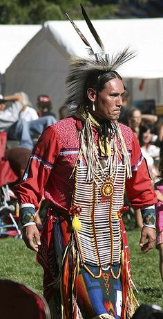 Native American by wisr2, via Flickr