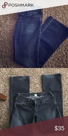 Size 29 silver jeans never worn perfect condition | Silver Boots