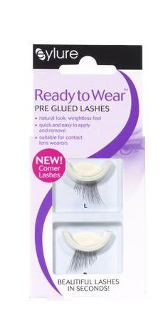 fbf5b15659d Eylure Pre-Glued Eyelashes Medium Corner >>> Check this awesome
