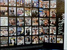 Book Entertainment Weekly Yearbook 1999 Commemorative Edition Tom Hanks, Leonard DiCaprio