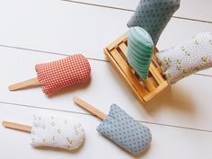 DIY children's shop, of course homemade goods for children's shops, - DIY children's shop with washi tape, beautiful homemade goods for children's shops, of co - Diy Kitchen Projects, Sewing Projects, Diy Projects, Diy Laden, Baby Toys, Kids Toys, Children's Toys, Toddler Toys, Diy Montessori