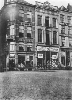 Vroom en Dreesmann aan de Grote Markt, Nijmegen ca. 1910