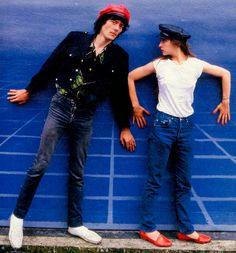 Catherine Ringer, Beatnik, 80s Fashion, Concert, Capri Pants, Rockers, Couples, 1980s, Witch