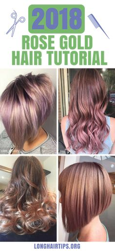 The Best 2018 Rose Gold Hair Color Tutorial. Long Hair Tips https://longhairtips.org #mylonghair #longhairs #beauty #longhairgoals #blondehair #hairdiva #hairstyle #hairfettish #sexiesthair #mylonghair #mysuperlonghair #reallylonghair #hairlove #hairplay #hairgrowth #beautifulhair #longhairdontcare #longhair #hairlover #hairlovers #hairoftheday #hairblog #hairsfanclub #longhairstyles #naturalhair #longhairlove #longhairtips #rosegold #rosegoldhair #rosegoldhairstlye #rosegoldhaircolor