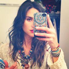 Danielle Snyder - Co-Founder & Designer, DANNIJO. Her personal style in 3 words: bohemian, rock'n'roll, tomboy