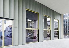 Precise Schweiz: Mixed Development in Zurich by Caruso St John Architects and Bosshard Vaquer Architekten   Buildings   Architectural Review