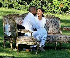 Mr. & Mrs. West ♥