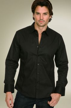 7 Diamonds Youth Of The Nation Long Sleeve Shirt in Black for Men | Lyst