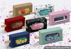Cake Pops, Cake Pop Boxes, Dessert Boxes, Valentine Desserts, Valentine Cake, Valentine Treats, Valentines, Box Packaging, Packaging Design