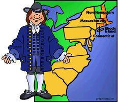 13 colonies websites.