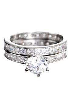 Julie Chen Sapphire Ring