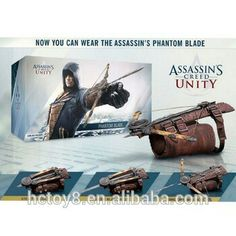 2015 HOT SALE PVC Assassin's Creed action figure