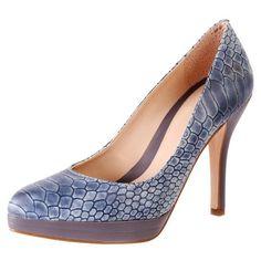 Brazilian Designer's Women Leather Pumps Snake Print   The Shoe Link