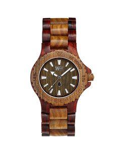 gah, a wood watch! #genius