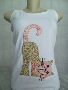 Camiseta Gatinho II