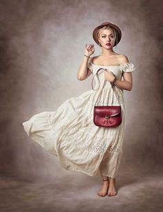 Marvelous Fantasy Portrait Photography by Olena Zaskochenko #inspiration #photography