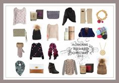 Katie & Jo London Christmas Gift Guide perfect for all you chic mamas out there!  My favourites are the Chinti and Parker star jumper, fur bobble knit beanie, 360 Cashmere skull jumper, and Rag & Bone Harrow boots