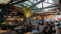 Melbourne Pubs, Melbourne Winter, Melbourne Travel, Notting Hill Hotel, Corner Hotel, Oaks Day, Pub Interior, Modern Cafe, Backyard House