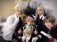 Royal Tutor, Stage Play, Voice Actor, Live Action, Chibi, Singer, Cosplay, Japanese, Actors
