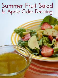 ... about Salads on Pinterest | Summer salad, Dressing and Salad dressings