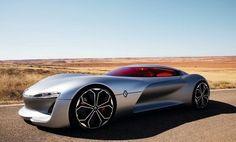 Renault mostra o futuro em Paris com Trezor - EExpoNews