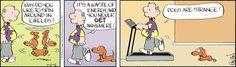 Drabble Comic Strip, April 13, 2016     on GoComics.com