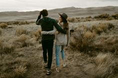 great sand dunes couple session by Katch Silva