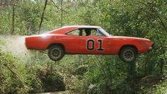 General Lee at work #Cars #Speed #HotRod