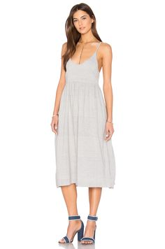 d.RA Emmie Dress in Railroad Stripe