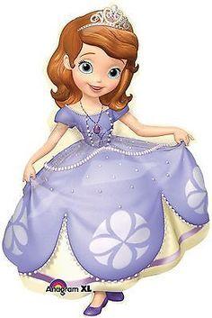 11pc Sophia the First Happy Birthday Balloon Bouquet Party Disney Princess Sofia