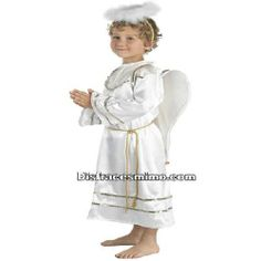 1000 images about disfraces para navidad on pinterest - Disfraz angel infantil ...