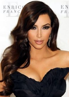 Exclusive clips from Kim Kardashian West's Official App! Kim Kardashian West Official App gives Kim's audience unprecedented and exclusive personal access to. Beauty Makeup, Hair Makeup, Hair Beauty, Eye Makeup, Glam Makeup, Glamorous Makeup, Women's Beauty, Makeup Style, Beauty Style