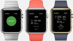 Qardio devices and the Qardio app will work with the #AppleWatch!  #AppleWatchEvent http://getqardio.com