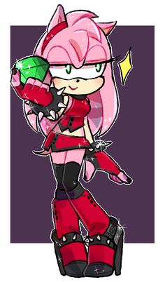 My version of a dark Amy Rose. this where my first sonic art after ages. 2 months old. Amy Rose, Sonic The Hedgehog, Shadow The Hedgehog, Hedgehog Art, Rose Pictures, Comic Pictures, Fnaf, Arte Emo, Kawaii 365