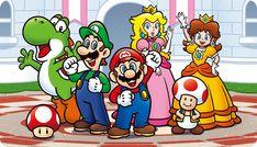 Super Mario Games, New Super Mario Bros, Super Mario Art, Super Mario World, Super Mario Brothers, Mario Fan Art, Mario Bros., Mario Party, Mario And Luigi