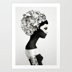 Marianna Art Print by Ruben Ireland - $18.00
