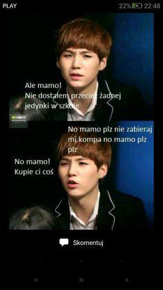 K Meme, Bts Memes, Funny Memes, Jokes, Asian Meme, Bts Kiss, I Love Bts, K Pop, Haha