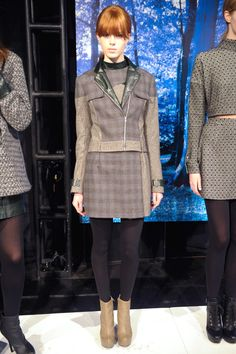 Charlotte Ronson Fall 2013 RTW Collection - Fashion on TheCut
