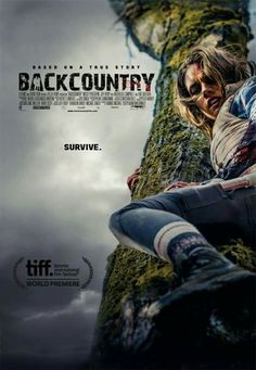 Intense thriller. One nice surprise. B- #backcountry #thriller #bear #nature #drama #ericbalfour #tiff #pop #PopCulture #Geek #nerd #Movies #Filmes #films #cine #cinema #tvseries #art #Culture #cult #entertainment #OsFilmesdoKacic