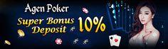 Kingdominoqq-Judi Online Agen Domino Kiukiu yang terpercaya & terbaik di indonesia yang memberikan pelayanan 24jam online & bonus new member 10% deposit pertama