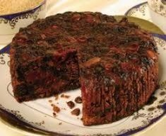 This is a very rich, alcohol soaked (optional) Caribbean fruit cake recipe, one that is very popular throughout the Islands. This particular Caribbean Christmas cake recipe is much loved in Barbados. The fruit in this fruit cake is best prepared at. Caribbean Fruit Cake Recipe, Dark Fruit Cake Recipe, Caribbean Recipes, Christmas Fruit Cake Recipe, Recipe For Jamaican Fruit Cake, Barbados Rum Cake Recipe, Guyana Fruit Cake Recipe, Christmas Pudding, Caribbean Christmas